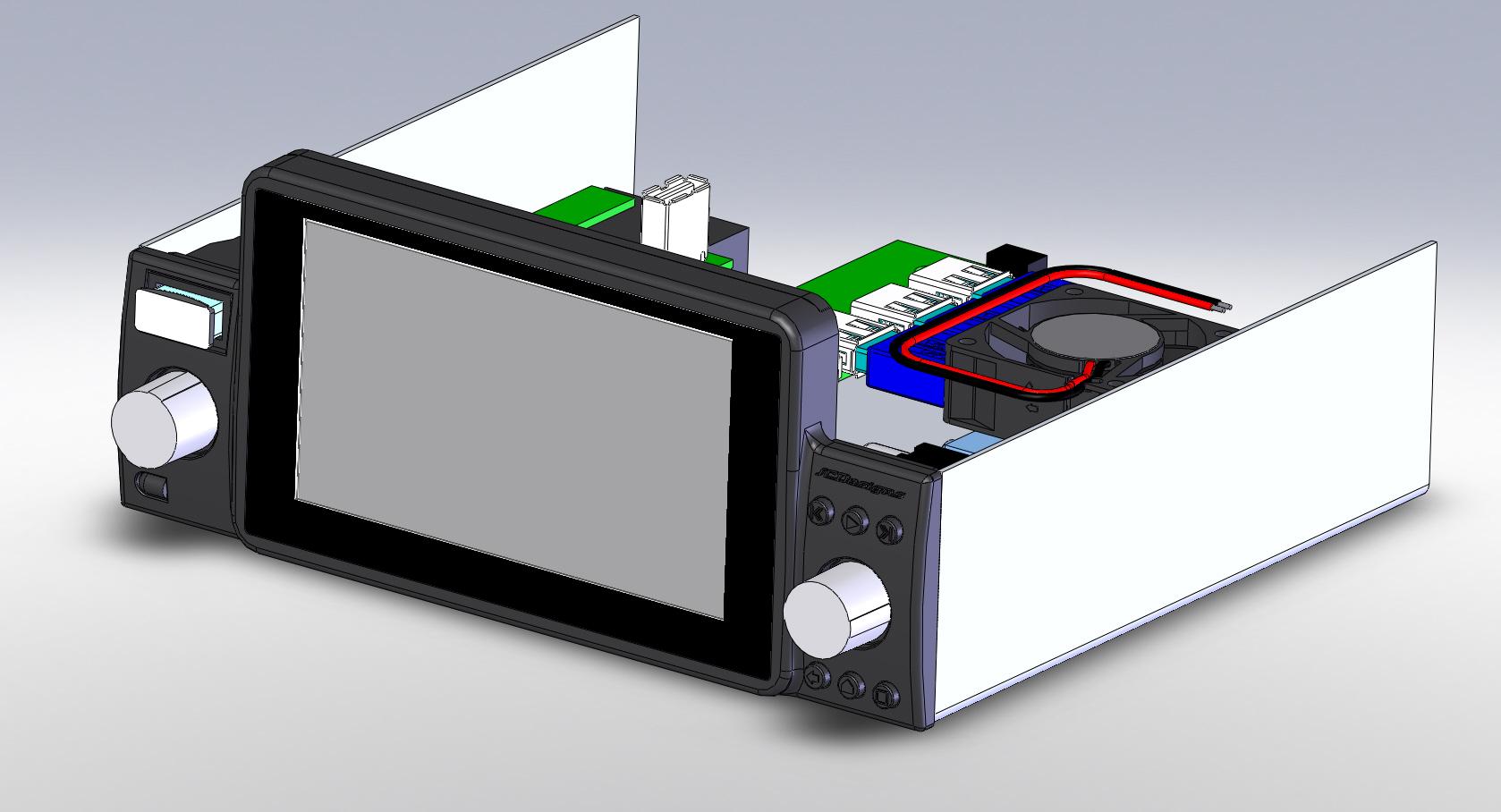 Raspberry Pi  Car Audio